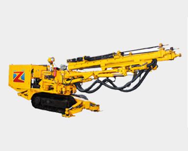 CMJ系列煤矿用全液压掘进钻车